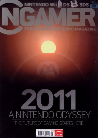 NGamer Issue 58 (January 2011)