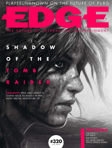 Edge 320 (July 2018)