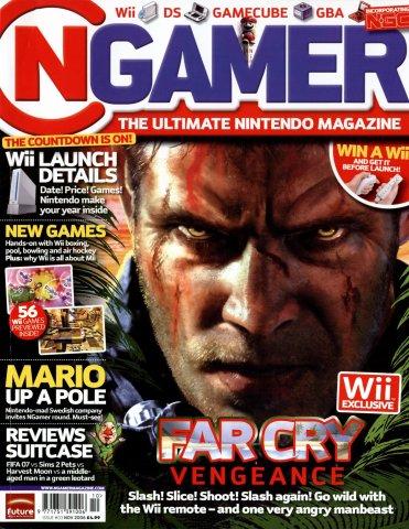 NGamer Issue 03 (November 2006)