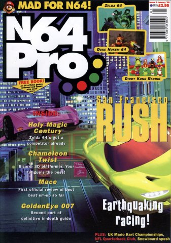 N64 Pro Issue 03 (January 1998)