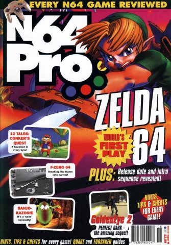 N64 Pro Issue 10 (August 1998)