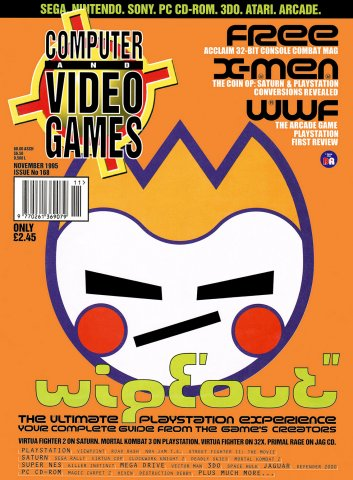 Computer & Video Games Issue 168