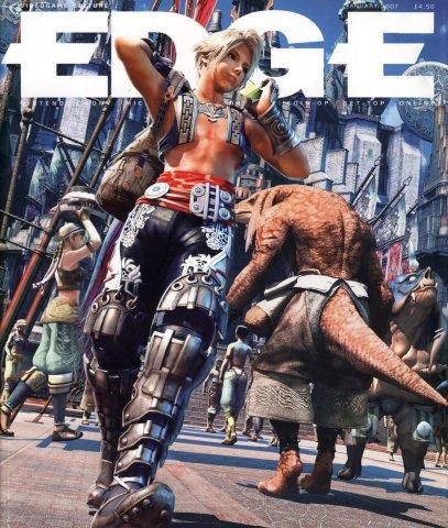 Edge 171 (January 2007) (cover 2)