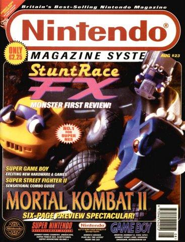 Nintendo Magazine System 023 (August 1994)