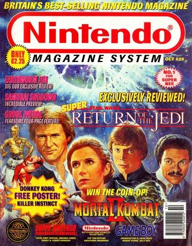 Nintendo Magazine System 025 (October 1994)