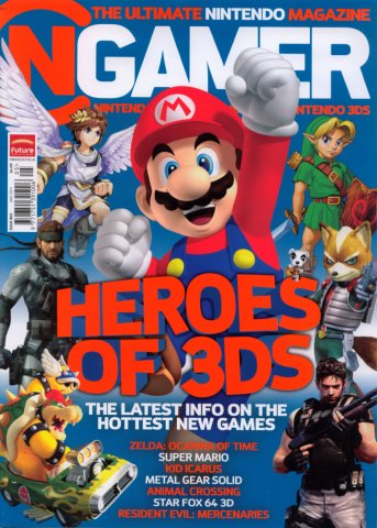 NGamer Issue 62 (May 2011)