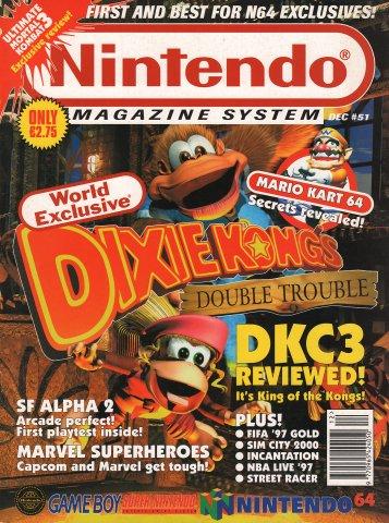 Nintendo Magazine System 051 (December 1996)