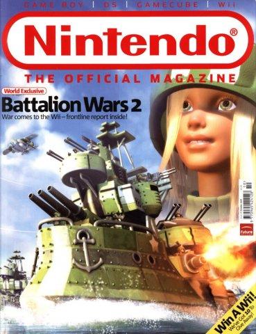 Official Nintendo Magazine 008 (October 2006)