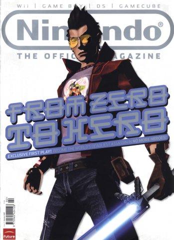 Official Nintendo Magazine 025 (January 2008)
