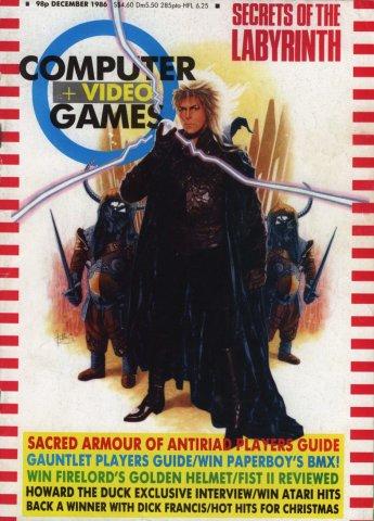 Computer & Video Games 062 (December 1986)