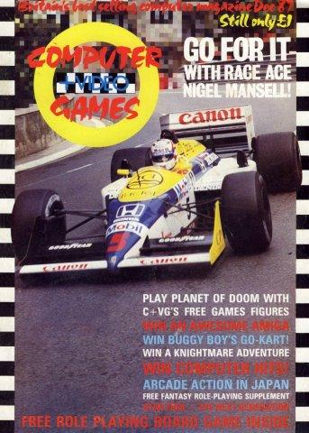 Computer & Video Games 074 (December 1987)