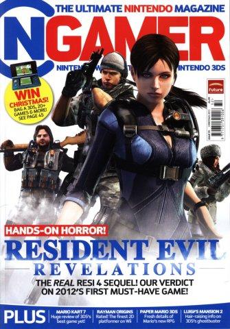 NGamer Issue 70 (Christmas 2011)