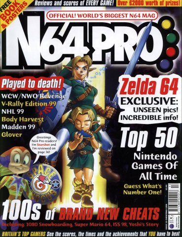 N64 Pro Issue 15 (Christmas 1998)