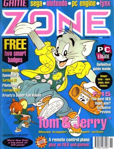 Game Zone Issue 11 (September 1992)