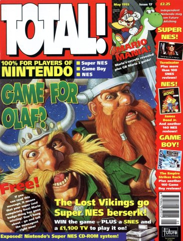 Total! Issue 17 (May 1993)