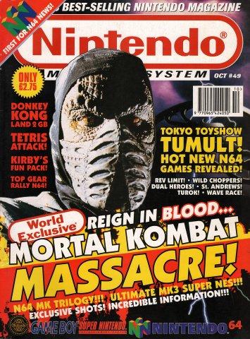 Nintendo Magazine System 049 (October 1996)