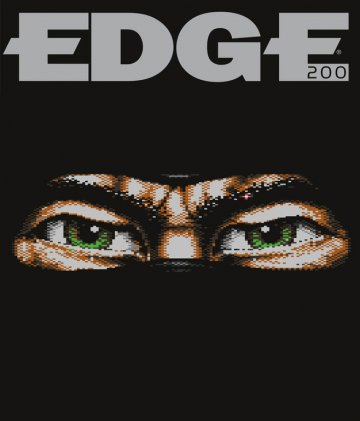 Edge 200 (April 2009) (cover 009 - Armakuni - The Last Ninja series)