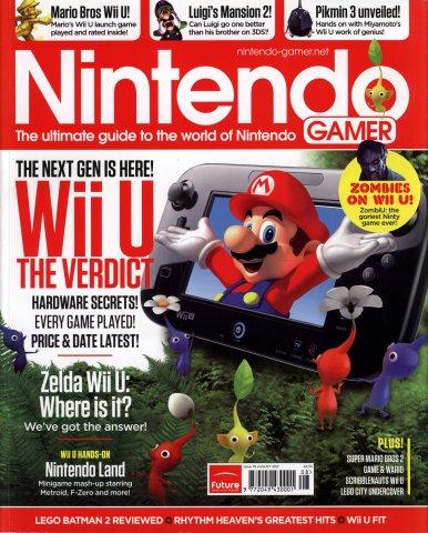 Nintendo Gamer Issue 78 (August 2012)