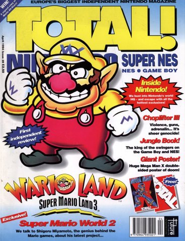 Total! Issue 28 (April 1994)