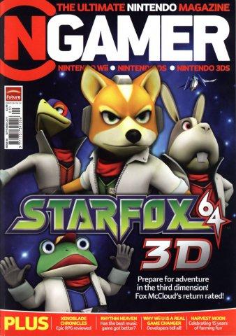 NGamer Issue 66 (September 2011)