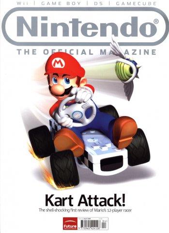 Official Nintendo Magazine 028 (April 2008)