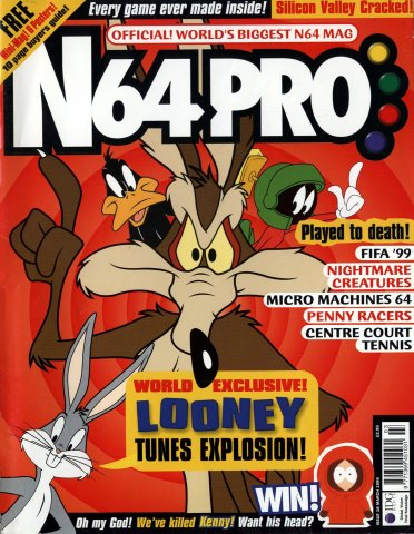 N64 Pro Issue 18 (March 1999)