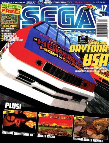 Sega Magazine 17 (May 1995)