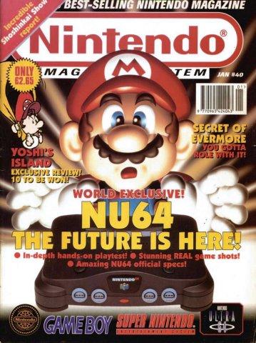 Nintendo Magazine System 040 (January 1996)