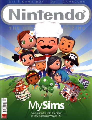 Official Nintendo Magazine 014 (March 2007)
