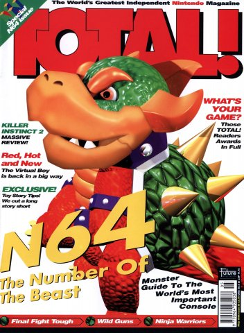 Total! Issue 53 (May 1996)