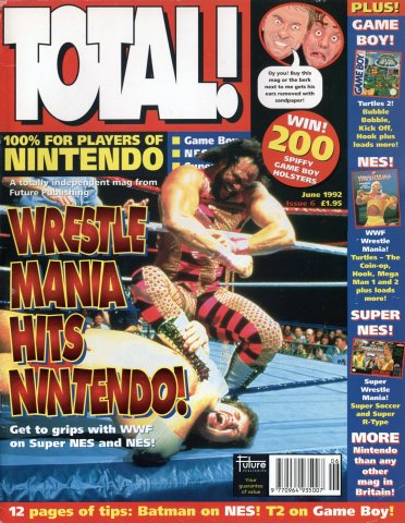 Total! Issue 06 (June 1992)