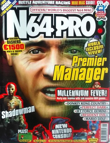 N64 Pro Issue 23 (July 1999)