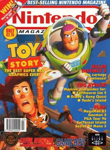 Nintendo Magazine System 042 (March 1996)