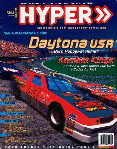 Hyper 020 (July 1995)