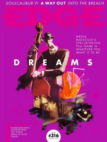 Edge 316 (March 2018) (cover 2)