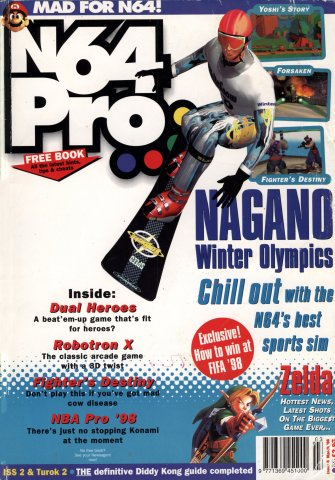 N64 Pro Issue 05 (March 1998)