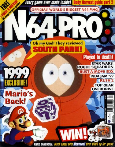 N64 Pro Issue 17 (February 1999)