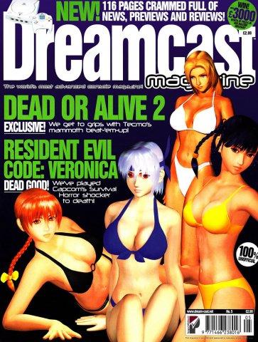 Dreamcast Magazine 05 (January 2000)