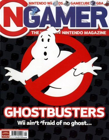 NGamer Issue 18 (January 2008)