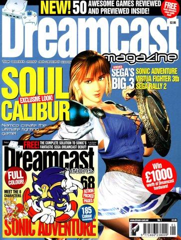 Dreamcast Magazine 01 (September 1999)