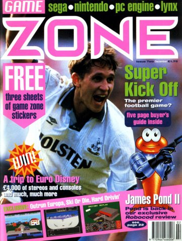 Game Zone Issue 02 (December 1991)
