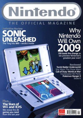 Official Nintendo Magazine 038 (January 2009)