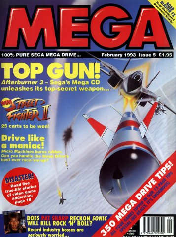 MEGA Issue 05 (February 1993)