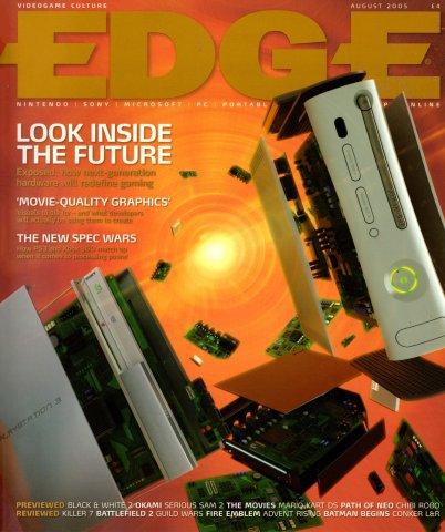 Edge 152 (August 2005)