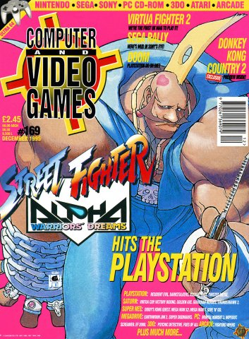 Computer & Video Games Issue 169
