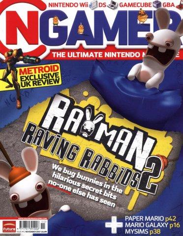 NGamer Issue 15 (November 2007)