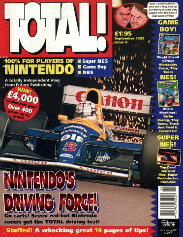 Total! Issue 09 (September 1992)