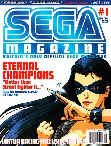 Sega Magazine 01 (January 1994)