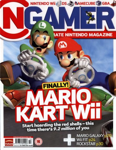 NGamer Issue 14 (October 2007)