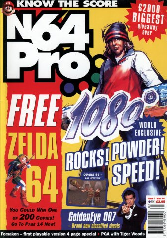 N64 Pro Issue 07 (May 1998)